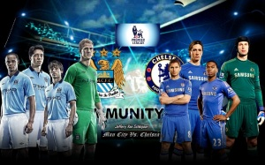 manchester city vs chelsea wallpaper